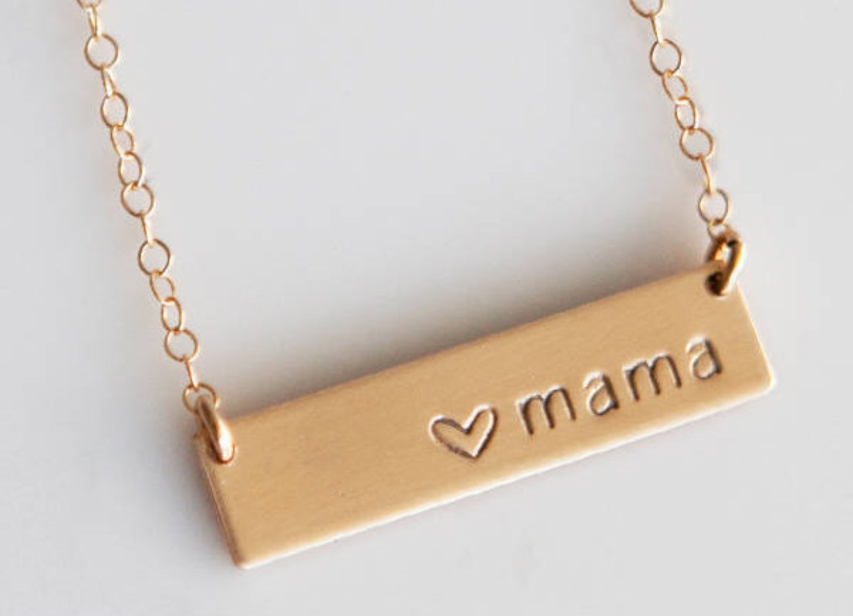 necklace project mama nursery products