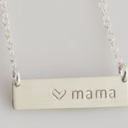 Mama Bar Necklace
